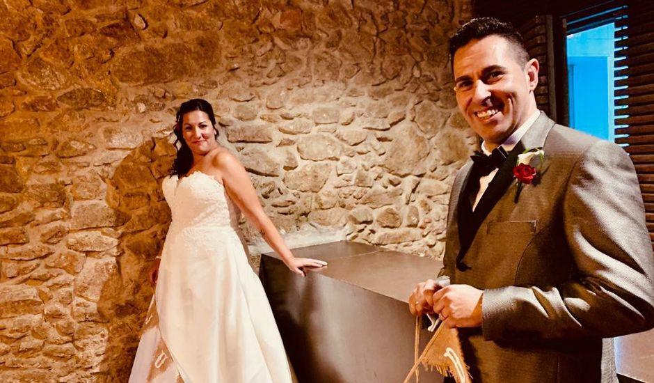 La boda de Miguel y Nuria en Sant Fost De Campsentelles, Barcelona