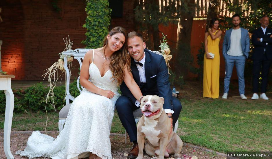 La boda de Pol y Noelia en Bigues, Barcelona