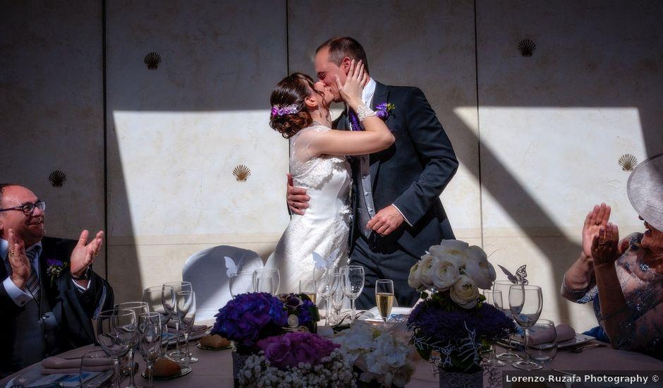 La boda de Jonathan y Rebeca en Benicàssim/benicasim, Castellón
