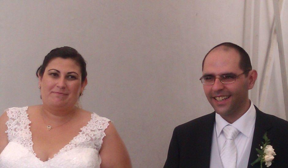 La boda de Juan y Mari Ángeles en Aspe, Alicante