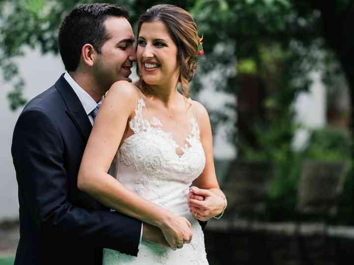 La boda de Maria y Juanjo