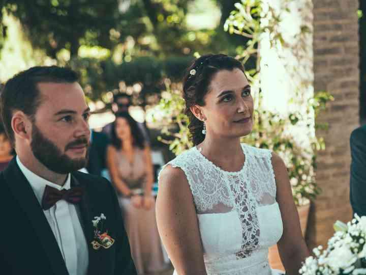La boda de Nerea y Tom