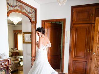 La boda de Mª Carmen y Julián 2