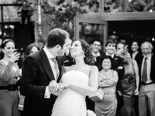 La boda de Mª Carmen y Julián