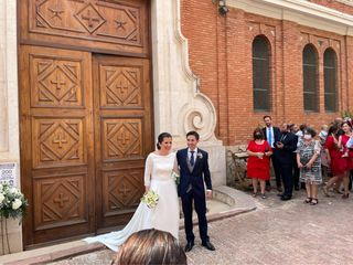 La boda de Aitor y Mariam