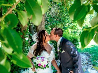 La boda de Noely y David
