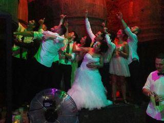La boda de Susana  y Enrique  1