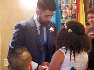 La boda de Estrella  y David  3