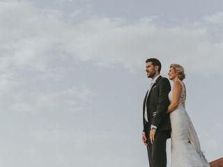 La boda de Ana Belén y Alberto