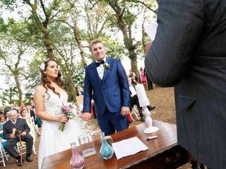 La boda de Iria y Mario