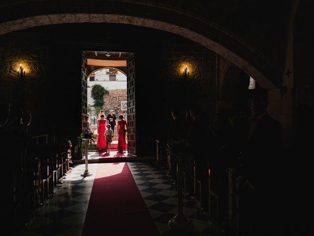 La boda de Juanjo y Maria en Arbuniel, Jaén 17