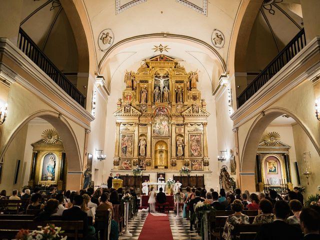 La boda de Juanjo y Maria en Arbuniel, Jaén 18