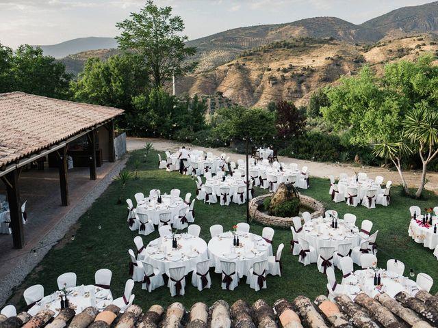 La boda de Juanjo y Maria en Arbuniel, Jaén 27