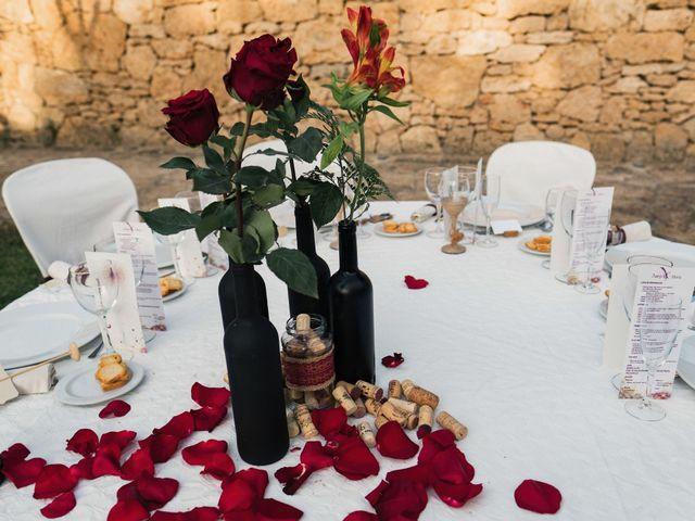La boda de Juanjo y Maria en Arbuniel, Jaén 28