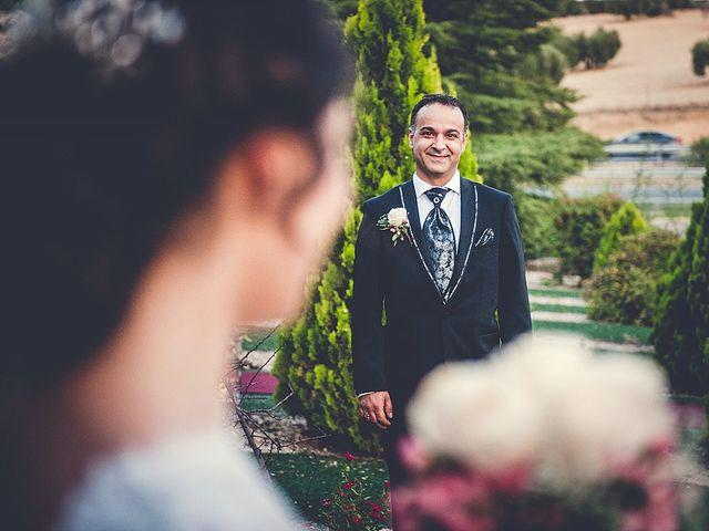 La boda de Antonio y Laura en Olias Del Rey, Toledo 9