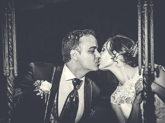 La boda de Antonio y Laura en Olias Del Rey, Toledo 11