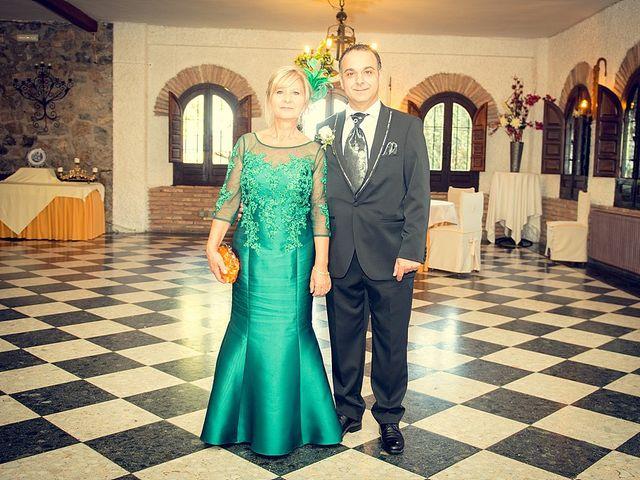 La boda de Antonio y Laura en Olias Del Rey, Toledo 25