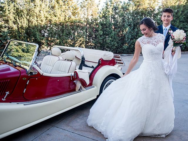 La boda de Antonio y Laura en Olias Del Rey, Toledo 27