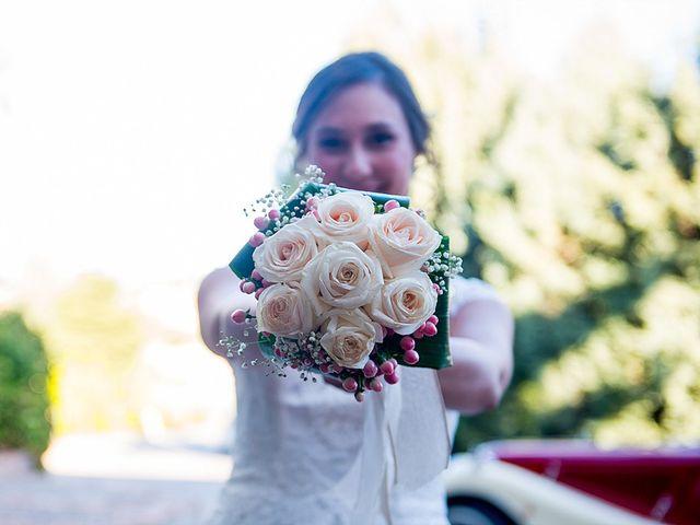 La boda de Antonio y Laura en Olias Del Rey, Toledo 29