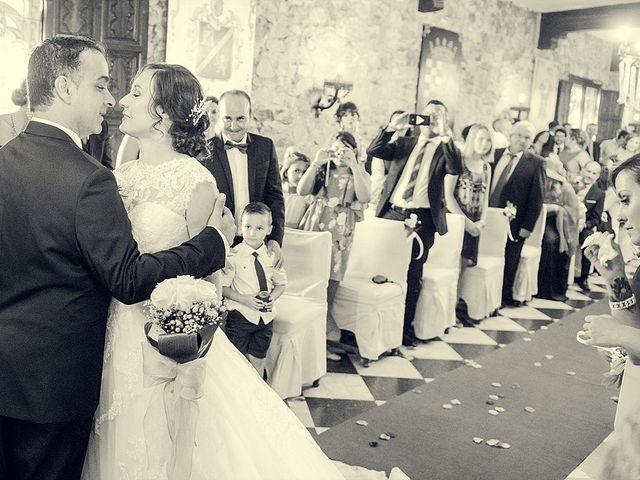 La boda de Antonio y Laura en Olias Del Rey, Toledo 36