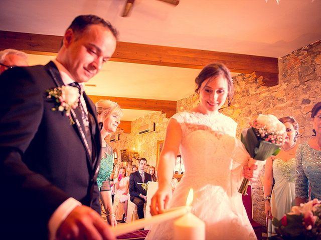 La boda de Antonio y Laura en Olias Del Rey, Toledo 41