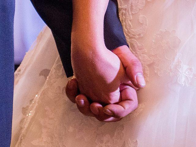 La boda de Antonio y Laura en Olias Del Rey, Toledo 45