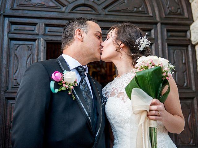 La boda de Antonio y Laura en Olias Del Rey, Toledo 49