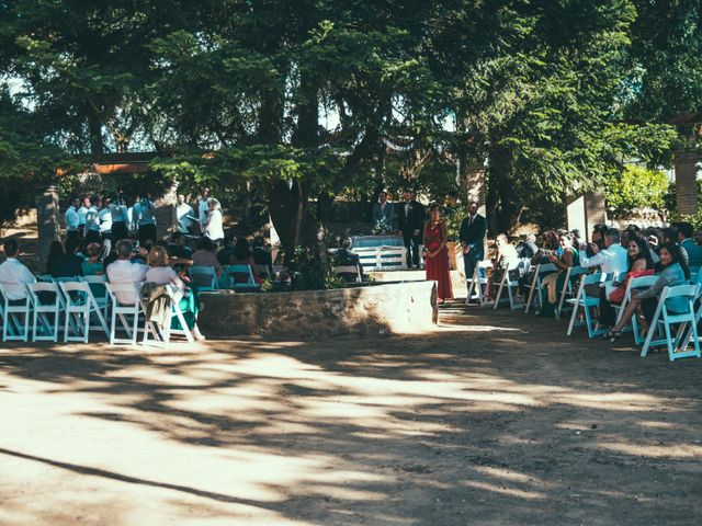 La boda de Tom y Nerea en Aracena, Huelva 43
