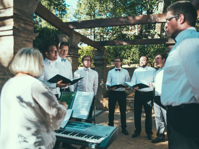 La boda de Tom y Nerea en Aracena, Huelva 50
