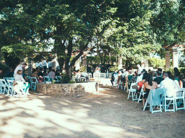 La boda de Tom y Nerea en Aracena, Huelva 54