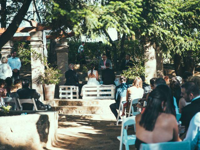 La boda de Tom y Nerea en Aracena, Huelva 55