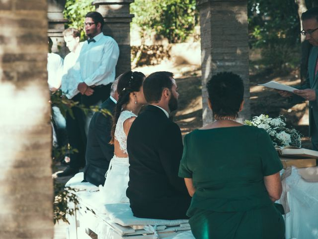 La boda de Tom y Nerea en Aracena, Huelva 57