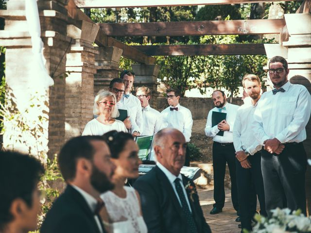 La boda de Tom y Nerea en Aracena, Huelva 65