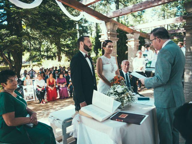 La boda de Tom y Nerea en Aracena, Huelva 66