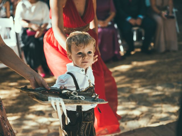 La boda de Tom y Nerea en Aracena, Huelva 68
