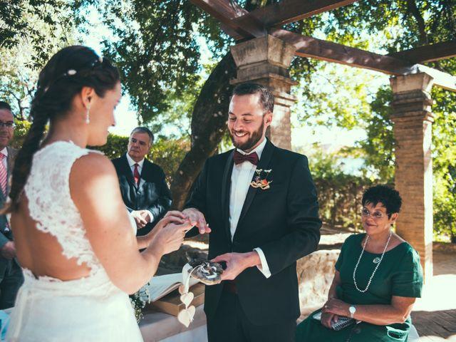 La boda de Tom y Nerea en Aracena, Huelva 73