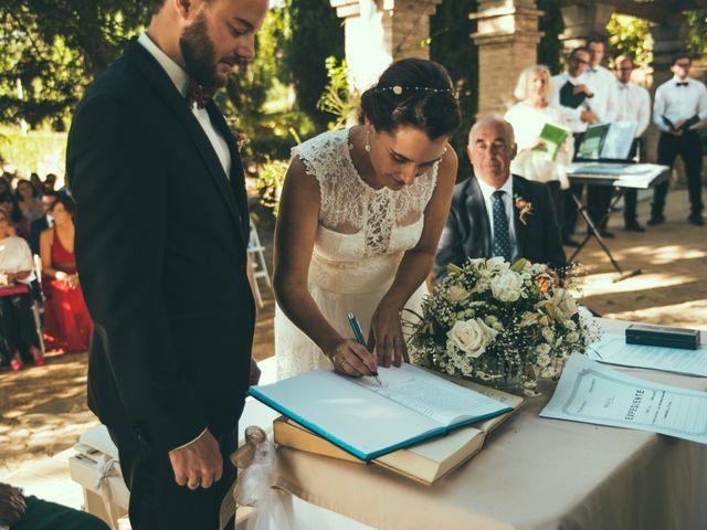 La boda de Tom y Nerea en Aracena, Huelva 84