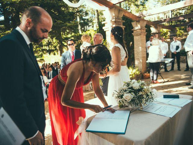 La boda de Tom y Nerea en Aracena, Huelva 89