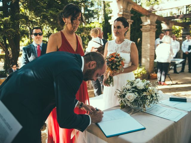 La boda de Tom y Nerea en Aracena, Huelva 90