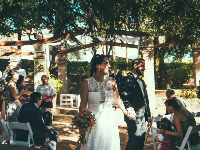 La boda de Tom y Nerea en Aracena, Huelva 93