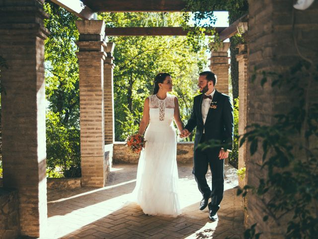 La boda de Tom y Nerea en Aracena, Huelva 96