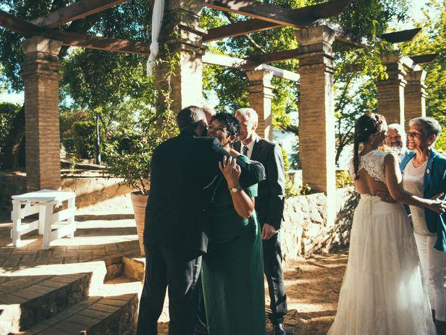 La boda de Tom y Nerea en Aracena, Huelva 98