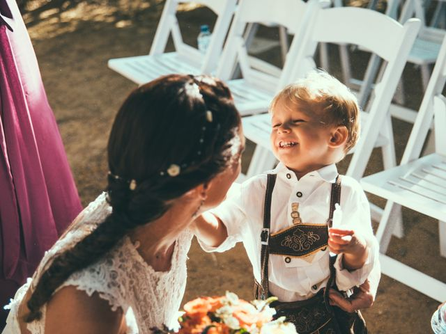 La boda de Tom y Nerea en Aracena, Huelva 102