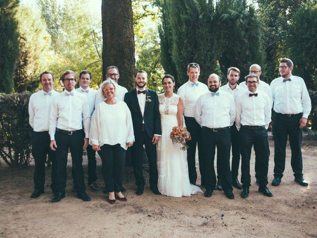La boda de Tom y Nerea en Aracena, Huelva 110