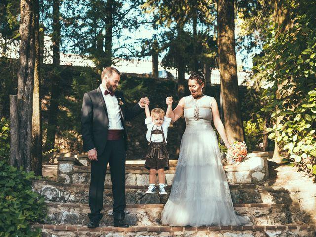 La boda de Tom y Nerea en Aracena, Huelva 111