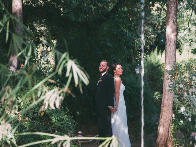 La boda de Tom y Nerea en Aracena, Huelva 117
