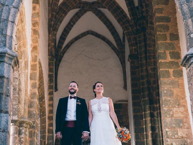 La boda de Tom y Nerea en Aracena, Huelva 122