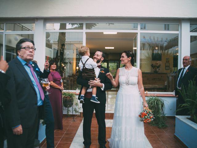 La boda de Tom y Nerea en Aracena, Huelva 137