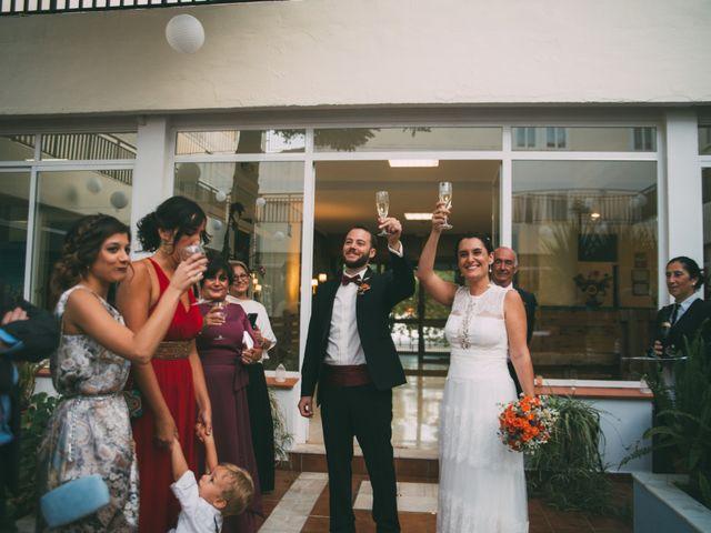 La boda de Tom y Nerea en Aracena, Huelva 138
