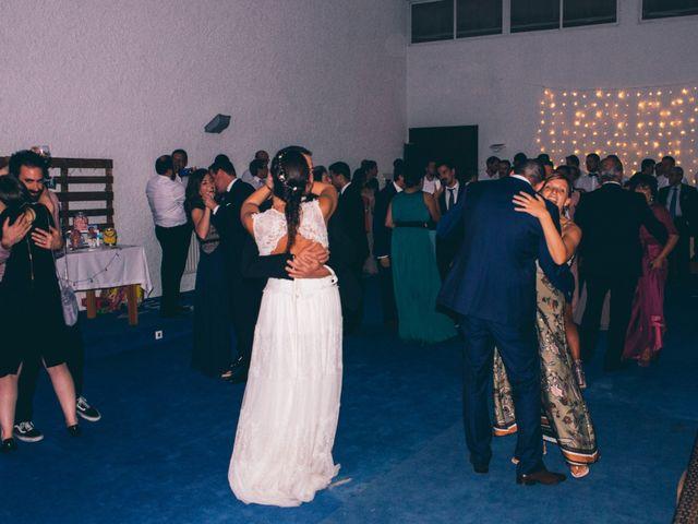 La boda de Tom y Nerea en Aracena, Huelva 158